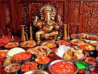 Таблица калорийности блюд индийской кухни