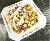 Рецепты блюд для набора веса
