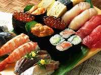 Таблица калорийности блюд японской кухни